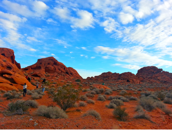 Valley of Fire State Park. Don't you think it looks like Mars?