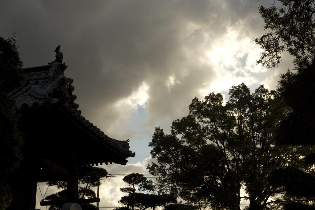 TempleSilhouette