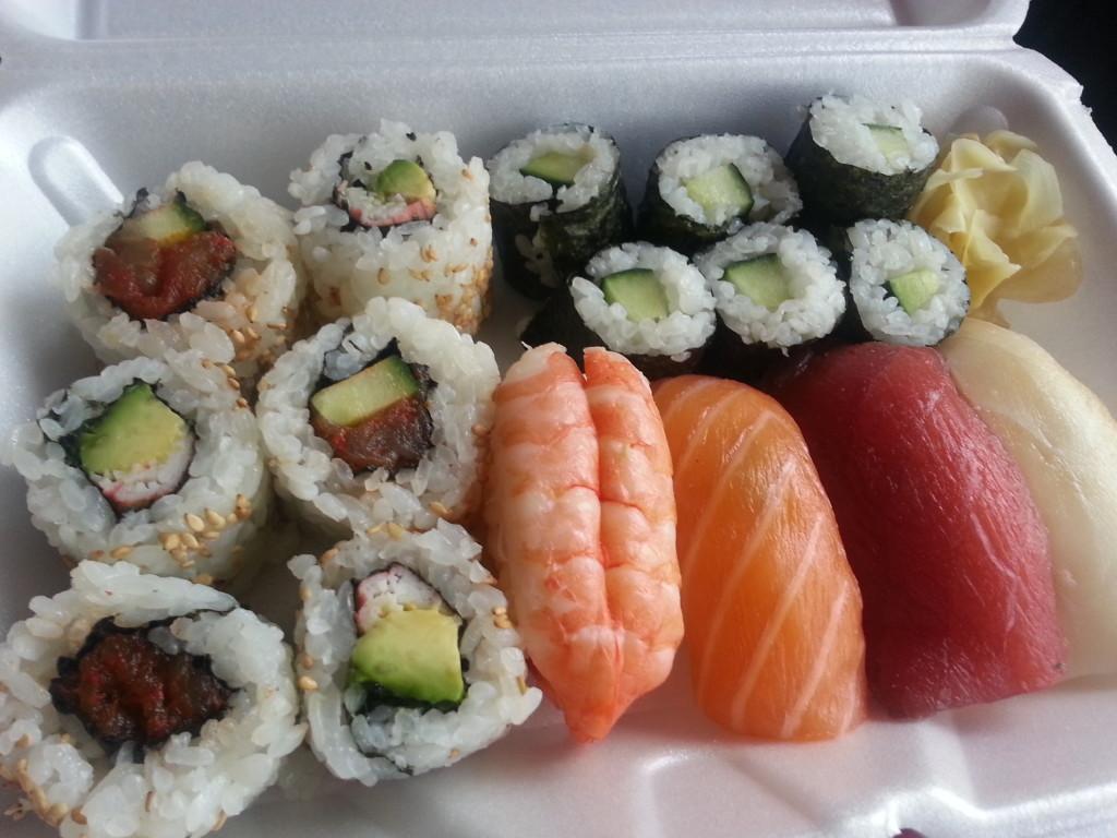 My dinner!