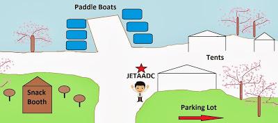 Tidal Basin Map