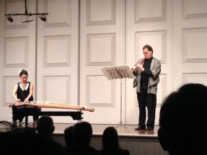 Masayo Ishigure & James Nyoraku Schlefer