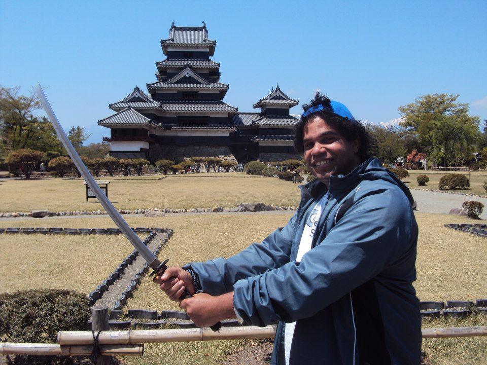 Defending Nagano's Matsumoto Castle