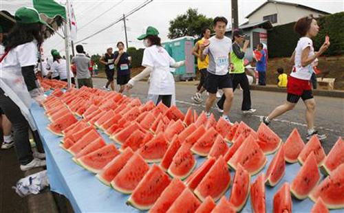Tomisato Suika Road Race (Tomisato, Chiba)