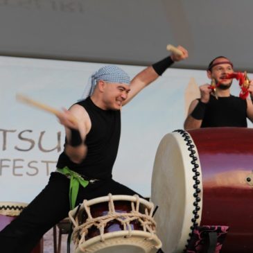 8/6: JET Talks Presents – Taiko Workshop with Mark H Rooney