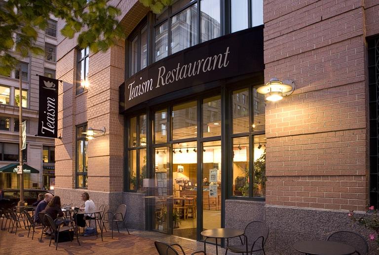Teaism Restaurant