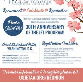 JET30 Reunion Registration Open!