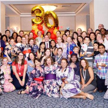 JET30 Reunion & NatCon 2017