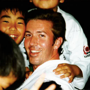 Life on JET: 1997-2006  Mark Flanigan Nagasaki 2000-2004  I trained in Karate at our local dojo. I was able to join a local community and immerse myself fully in a Japanese cultural art firsthand. It was an amazing experience overall, thanks to JET, and one that I still count as one of the most significant in my life.