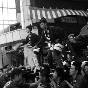 Life on JET: 2007-2016  Jonathan Carll Niigata (Niigata-shi) 2008-2011  Niigata Matsuri, Summer 2008: An omikoshi is carried down Furumachi-dori in historic downtown Niigata. Everyone does their part.