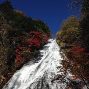 Life on JET: 2007-2016  Brittany Rock Tochigi 2013-2016  One of the best things about living in Japan is having the time to explore the off-the-beaten-path locations. Yudaki Falls in Autumn. Oku-Nikko, Tochigi (2014).