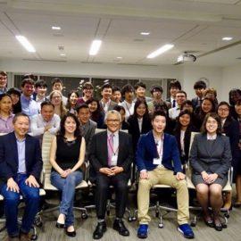 Photo from JETAADC and Kakehashi event