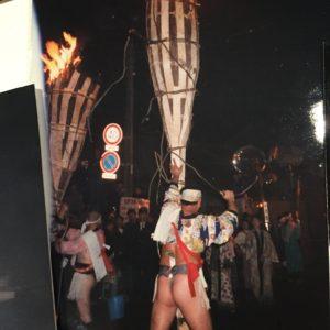Life on JET: 1987-1996  Diana Yu Schneider Hyogo 1995-1998  Festival in Kyoto!