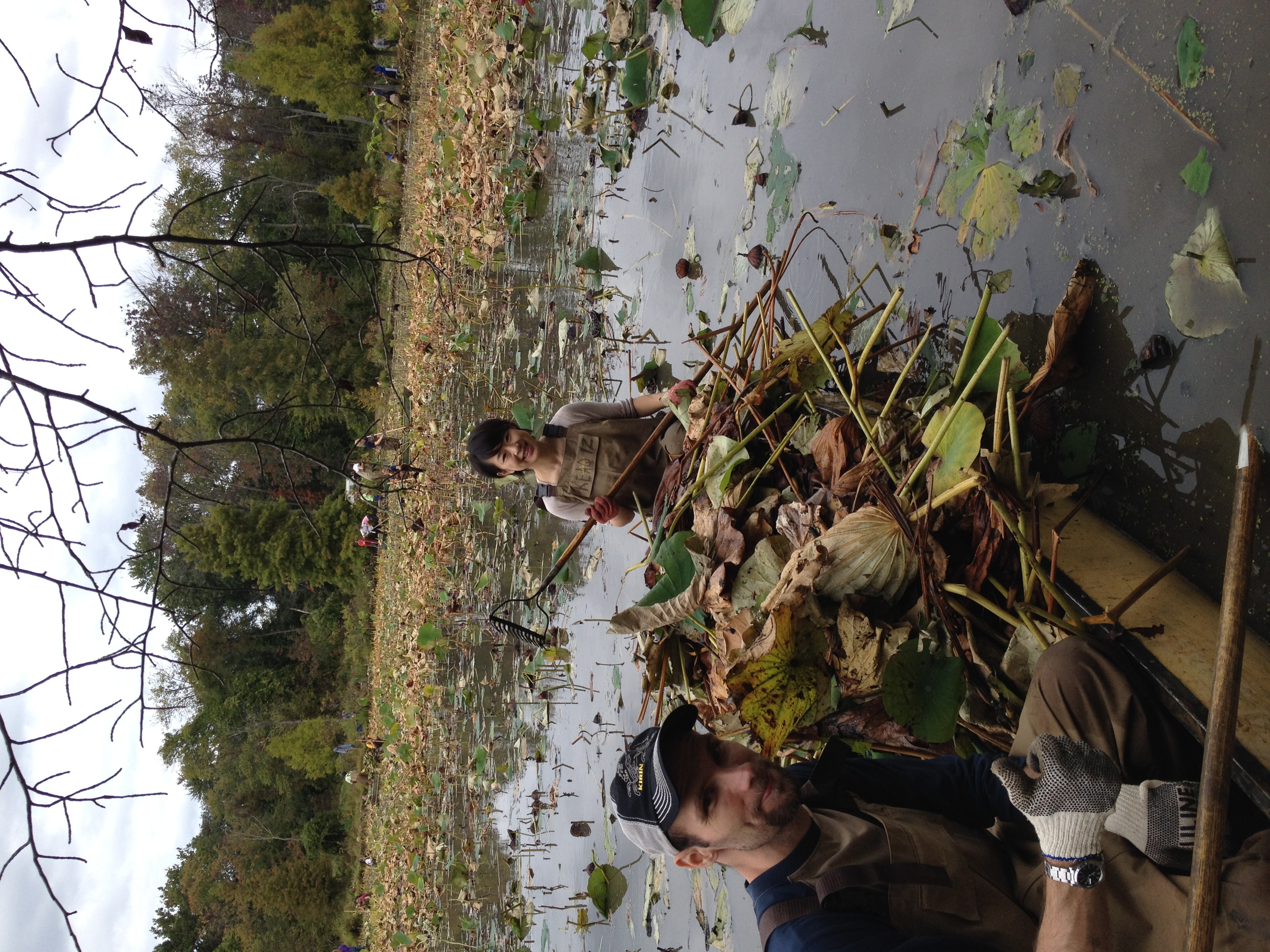 In the Community: National Public Lands Day @ Kenilworth Aquatic ...